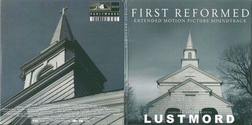 Lustmord<br>First Reformed (Extended Motion Picture Soundtrack)<br>CD
